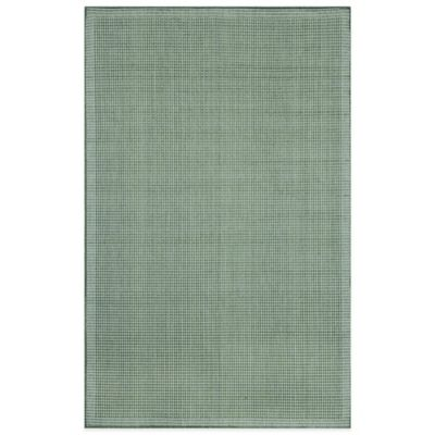Liora Manne Terrace Texture 3-Foot 3-Inch x 4-Foot 11-Inch Indoor/Outdoor Area Rug in Green