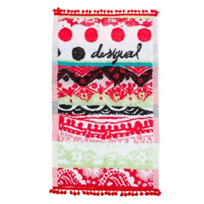 Desigual® Polka Dot Mini Towel in Multi