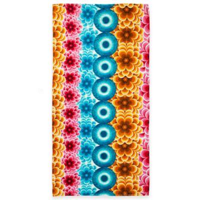 Desigual Mandala Hand Towel in Multi