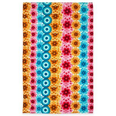 Desigual Mandala Bath Towel in Multi