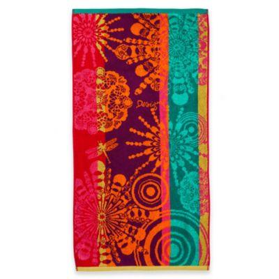 Desigual® Moon Hand Towel in Multi