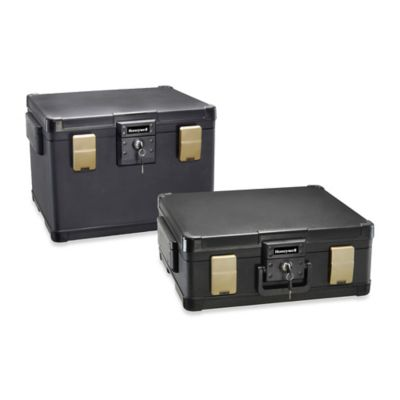 Honeywell Small Fire- and Water-Resistant Security Chest