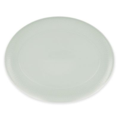 Lenox® Largo Oval Platter in Seagrass