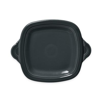 Fiesta® Square Handled Serving Tray in Slate