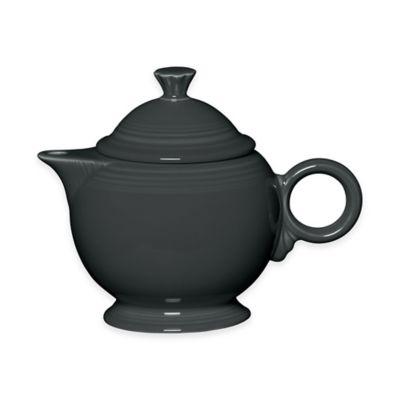 Fiesta® Teapot in Slate