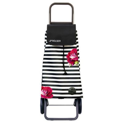 Rolser Rose Design Shopping Cart