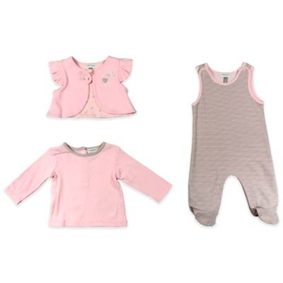 Absorba Overall and Top Set