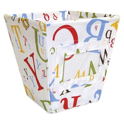 Trend Lab® Dr. Seuss™ ABC Small Fabric Storage Bin