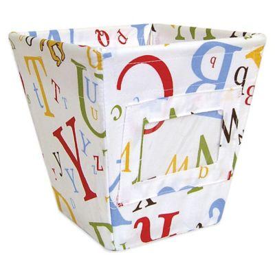 Trend Lab® Dr. Seuss™ ABC Small Fabric Storage Bin