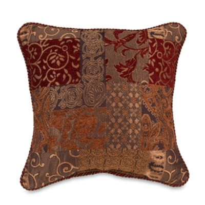 Croscill® Galleria 18-Inch Square Throw Pillow