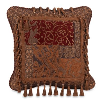 Croscill® Galleria 18-Inch Square Fashion Throw Pillow