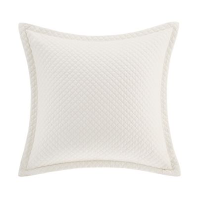 Harbor House™ Emma Square Throw Pillow in White