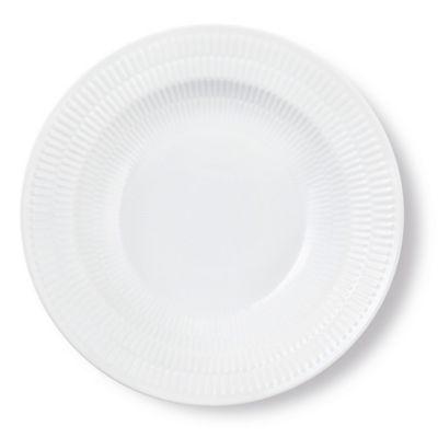 Rim Soup Bowl in White
