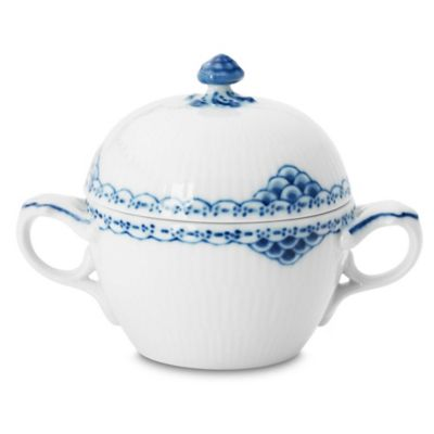 Royal Copenhagen Princess Covered Sugar Bowl