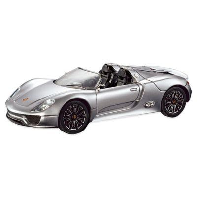 Porsche Spyder Radio-Control Sports Car
