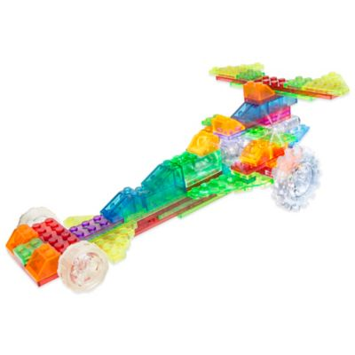 Laser Pegs® 6-in-1 Model Dragster