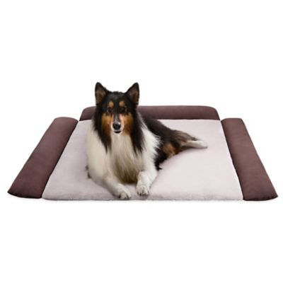 Soft Touch Pet Cargo Pad in Beige / Brown