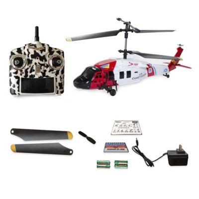 WebRC Jayhawk Helicopter