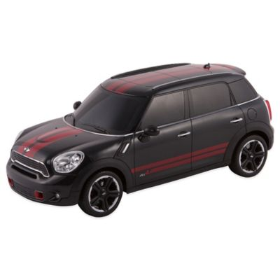 WebRC 1:24 Mini JCW Remote Control Toy Car in White