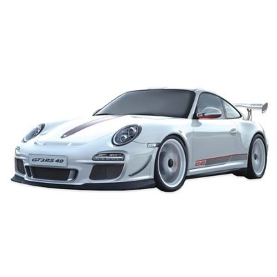 WebRC 1:24 Porsche® 911 GT3 Remote Control Toy Car in White