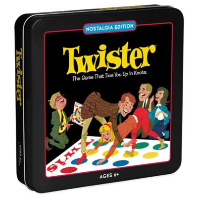 Nostalgia Edition Twister Board Game