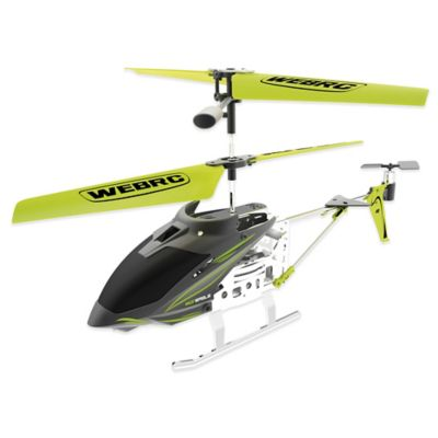 WebRC Iron Eagle Helicopter in Green