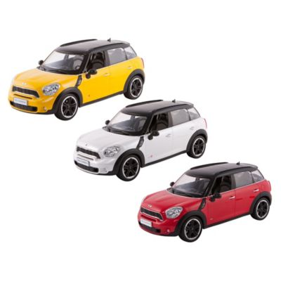 WebRC 1:14 Mini Countryman Cooper S Remote Control Toy Car in Red