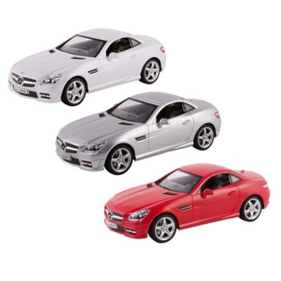 WebRC 1:14 Mercedes-Benz® SLK 350 Remote Control Toy Car in White