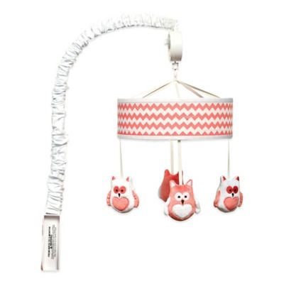 Trend Lab® Cocoa Coral Musical Mobile