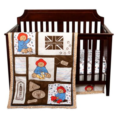 Trend Lab® Paddington Bear™ 3-Piece Crib Bedding Set