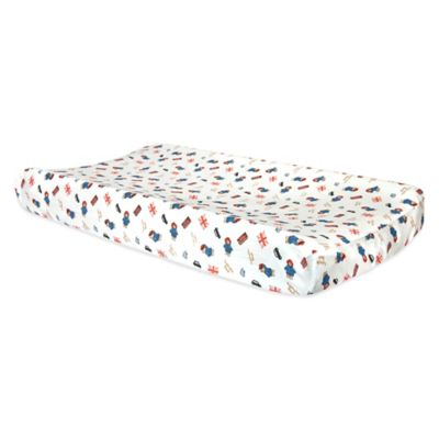 Trend Lab® Paddington Bear™ Changing Pad Cover