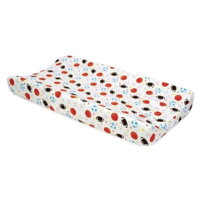 Trend Lab® Little MVP Changing Pad Cover