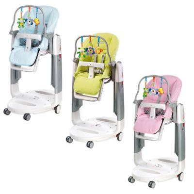 High chair accessories