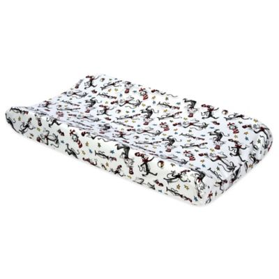 Trend Lab® Dr. Seuss™ Cat in the Hat Changing Pad Cover
