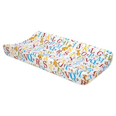 Trend Lab® Dr. Seuss™ ABC Changing Pad Cover