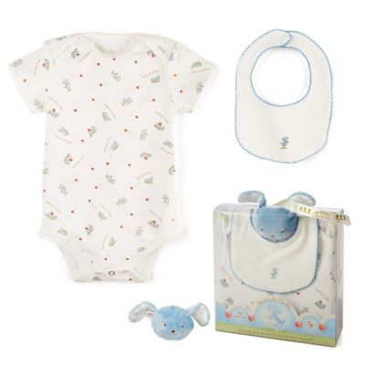 Bunnies by the Bay® 3-Piece Delightful Baby Sweet Pup Bunsie Gift Set