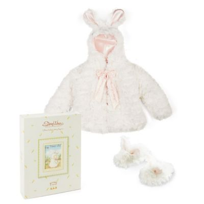 Bunnies by the Bay® 2-Piece Hop Home Little One Gift Set