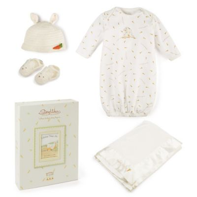 Bunnies by the Bay 4-Piece Welcome Home Gift Set