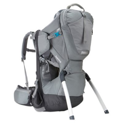 Sapling Child Carrier in Dark Shadow/Slate
