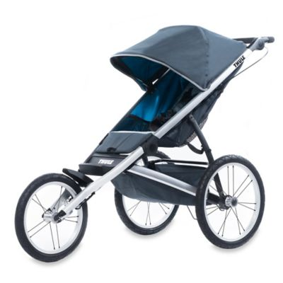 Thule® Glide Stroller in Dark Shadow