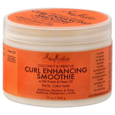 Shea Moisture 12 oz. Coconut and Hibiscus Curl Enhancing Smoothie