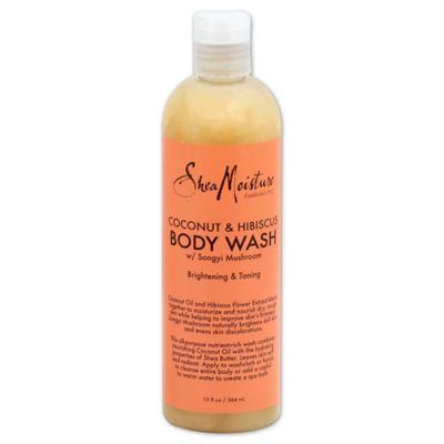 SheaMoisture Body Wash