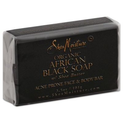 Shea Moisture 3.5 oz. African Black Soap