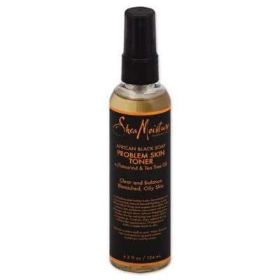 Shea Moisture 4.2 oz. African Black Soap Problem Skin Toner
