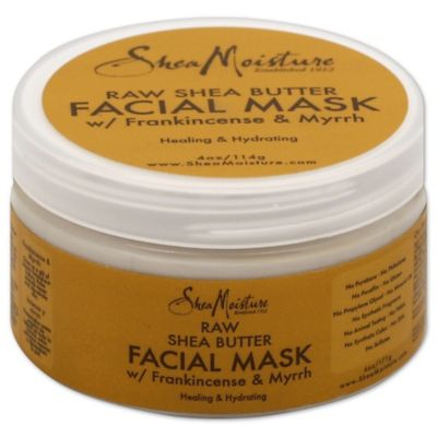 SheaMoisture 4 oz. Raw Shea Butter Facial Mask