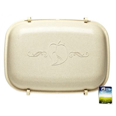 Large Paw Pods Pet Burial Casket in Natural