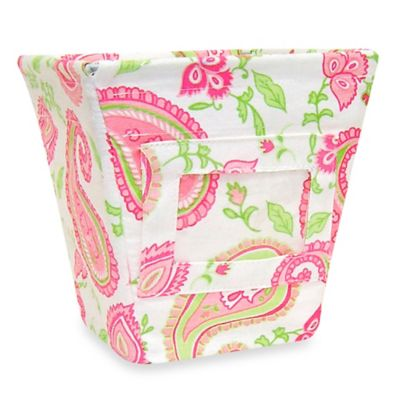 Trend Lab® Paisley Park Small Fabric Storage Bin