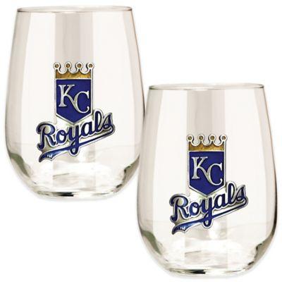 MLB Wine Glass