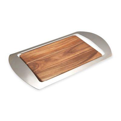 Metallic Bar Trays