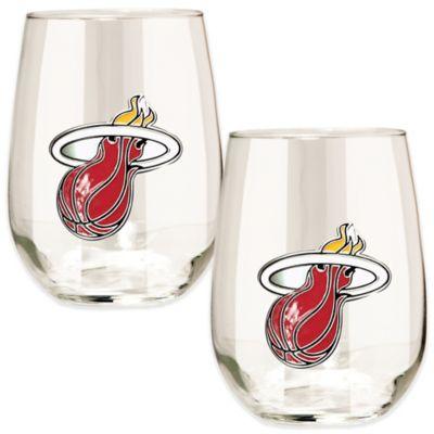 NBA Wine Glass